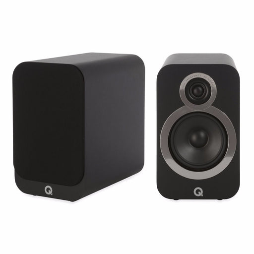 Q Acoustics Q3020i Bookshelf Speakers 75w x 2 - Pair - Best Home Theatre Systems - Audiomaxx India