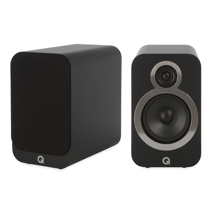 Denon X1600H With Q Acoustics Q3020i Speakers Set - Dolby 5.1 Home Theater Package # AM501002 - Best Home Theatre Systems - Audiomaxx India