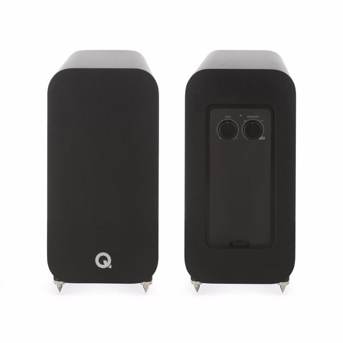 Q Acoustics Q7060S Slimline Subwoofer 150w Powerful Deep Bass - Best Home Theatre Systems - Audiomaxx India