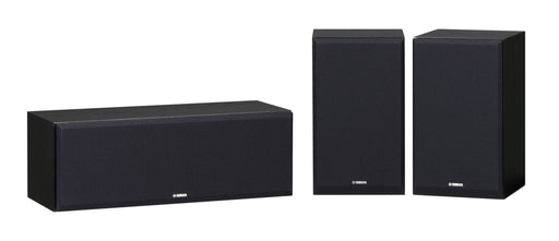 Yamaha NS-P350 Bookshelf & Center  3.0 Speaker Package (1 Center With Front Left And Front Right Bookshelf Speaker - Pair) Package # SP002 - Best Home Theatre Systems - Audiomaxx India