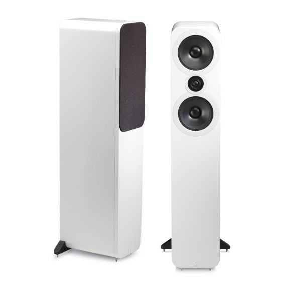 Q Acoustics Q3050i 165w x 2 Tower Speakers - Pair - Best Home Theatre Systems - Audiomaxx India