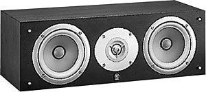 Stock Clearance Sale No. 6 - Yamaha NS-C515 Center Speaker With Bi-Wired Connections- Open Box Sale