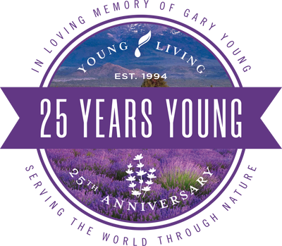 Young Living 25th Anniversary