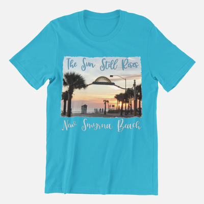 Fundraiser  *   Tee shirt for NEW SMYRNA BEACH service industry