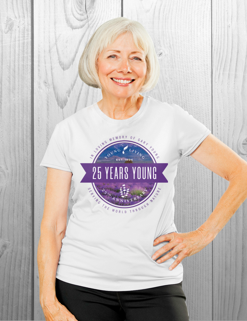 "🌱 ""25 Yr Logo"" 