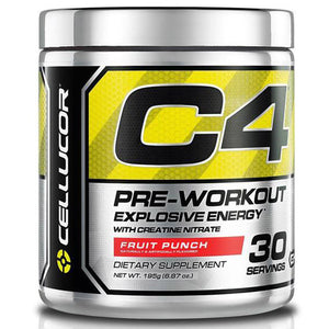 Cellucor G4 Series C4 Ripped 30 Servs