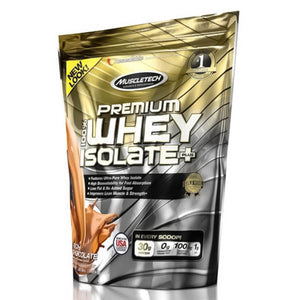 MuscleTech 100% Premium Whey Isolate Plus 3lbs