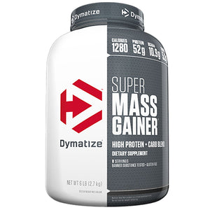 DYMATIZE SUPER MASS GAINER 6 LB