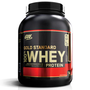 Optimum 100% Whey Protein Gold Standard 5 lbs