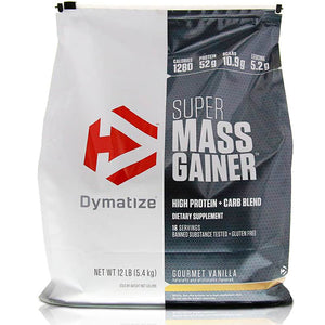 Dymatize Super Mass Gainer 12 lbs