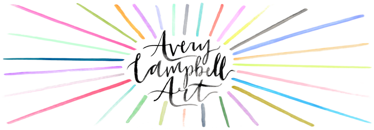 Avery Campbell Art