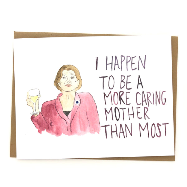 Arrested Development Card// Lucille Bluth
