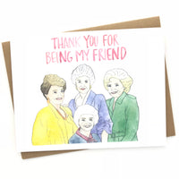 The Golden Girls // Thank You for Being My Friend