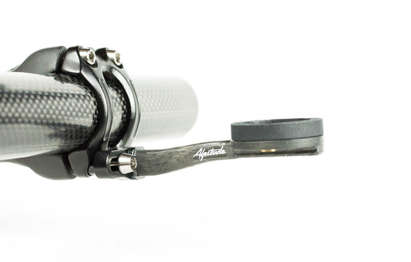 Alpitude Stelvio Carbon out-front mount