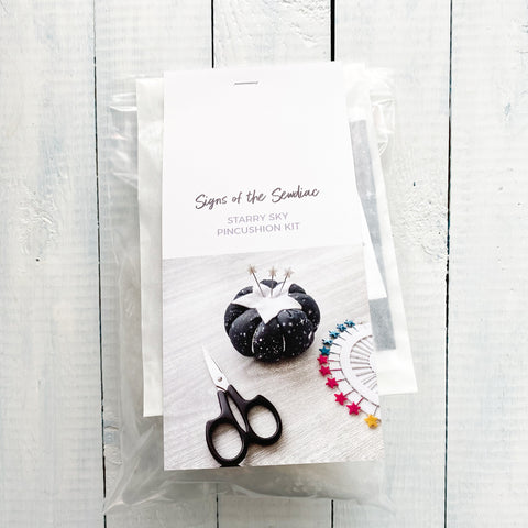 Sewdiac Pincushion Kit