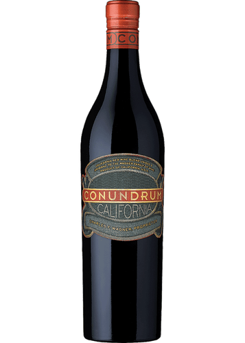 SINGLE BOTTLE - 2017 Caymus Conundrum Red Blend California 1 Ltr Bottle