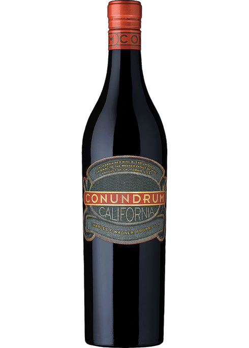 SINGLE BOTTLE - 2016 Caymus Conundrum Red Blend California 1 Liter Bottle