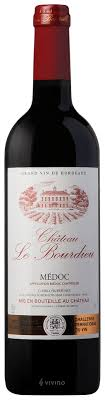SINGLE BOTTLE 2012 Chateau Le Bourdieu Grand Vin Bordeaux Medoc