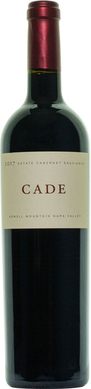 2017 Cade Howell Mountain Estate Cabernet 1.5L MAGNUM