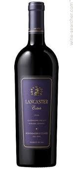 2017 Lancaster Winemakers Cuvee Alexander Valley
