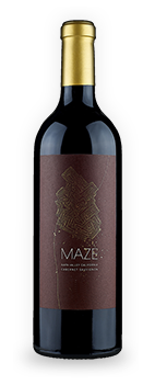 SINGLE BOTTLE - 2015 Maze Cabernet Stagecoach Napa Valley