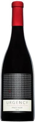 SINGLE BOTTLE - 2018 Urgency Pinot California