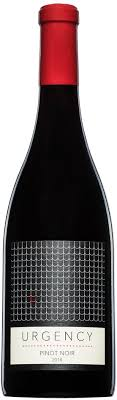 2018 Urgency Pinot California