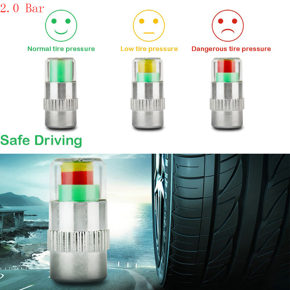 Car Auto Tire Pressure Monitor - Kivory Solutions