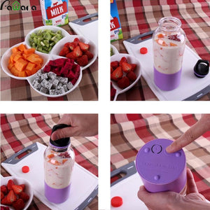 USB Rechargeable 500ml Portable Juicer - Kivory Solutions