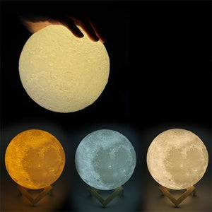 Enchanting Luna MOON Light Lamp - Kivory Solutions
