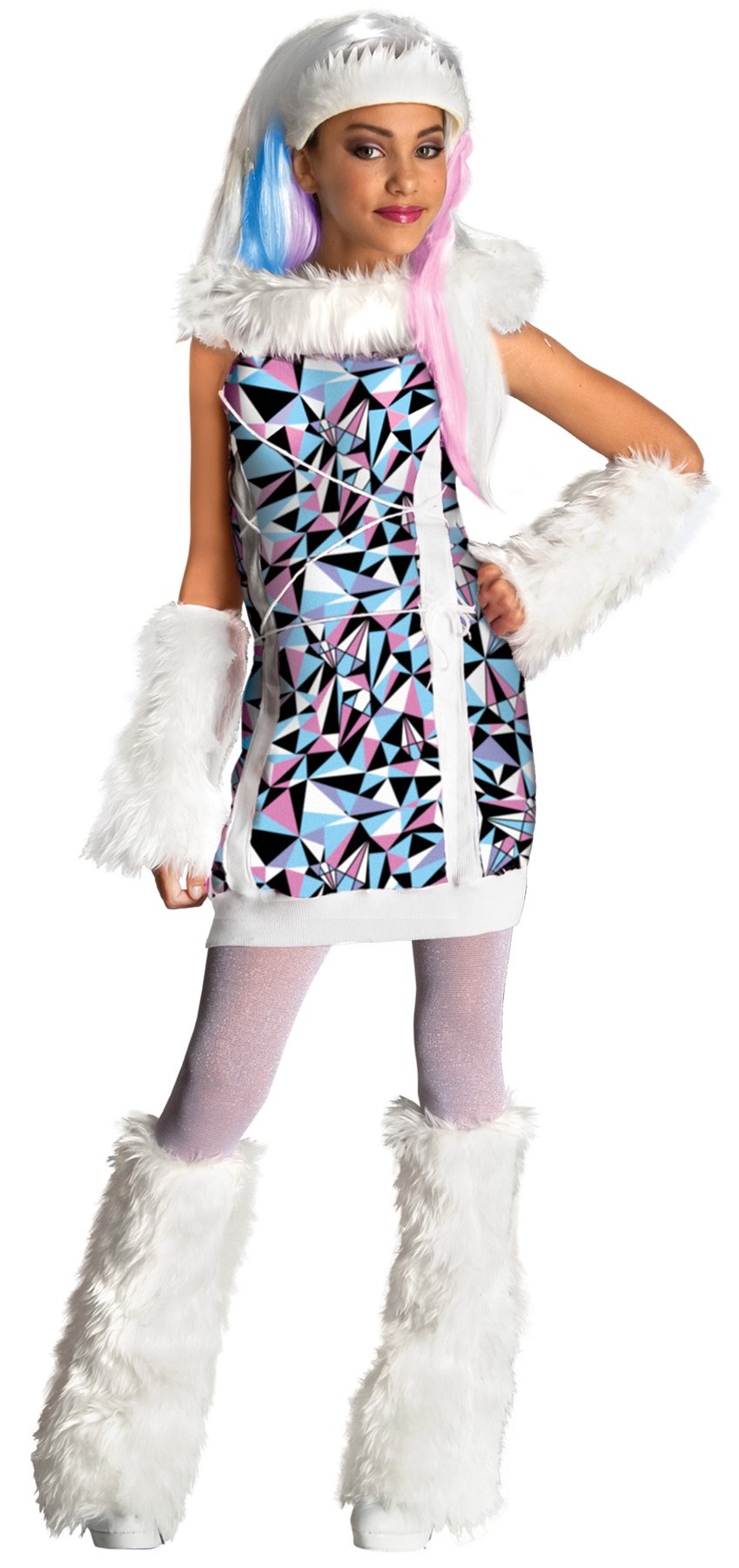 Monster High Abbey Bominable Child Costume Md