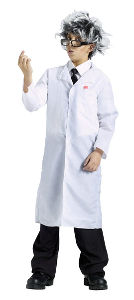 Lab Coat Boys Costume
