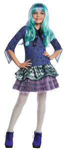 Monster High Twyla Child Costume Lg