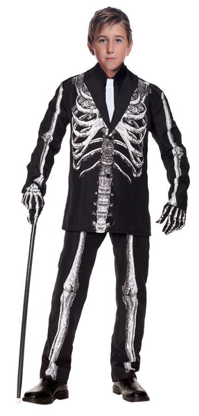 Bone Daddy Boys Costume 4-6