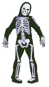 Skelebones Boys Costume Md