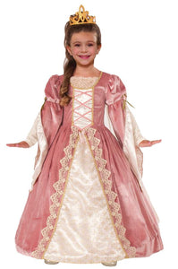 Victorian Rose Girls Costume Lg