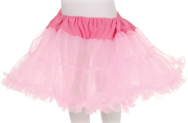Petticoat Tutu Child Costume Bubble Gum
