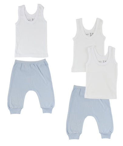 Infant Tank Tops and Joggers