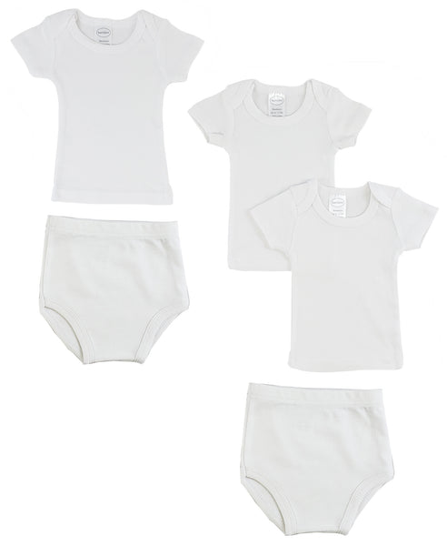 Infant T-Shirts and Training Pants
