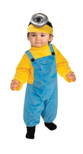 Minion Stuart Romper Toddler 1-2 Years 3T-4T