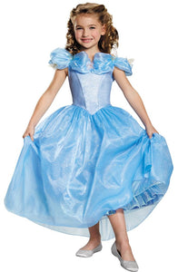 Cinderella Movie Prestige Toddler Costume 3T-4T