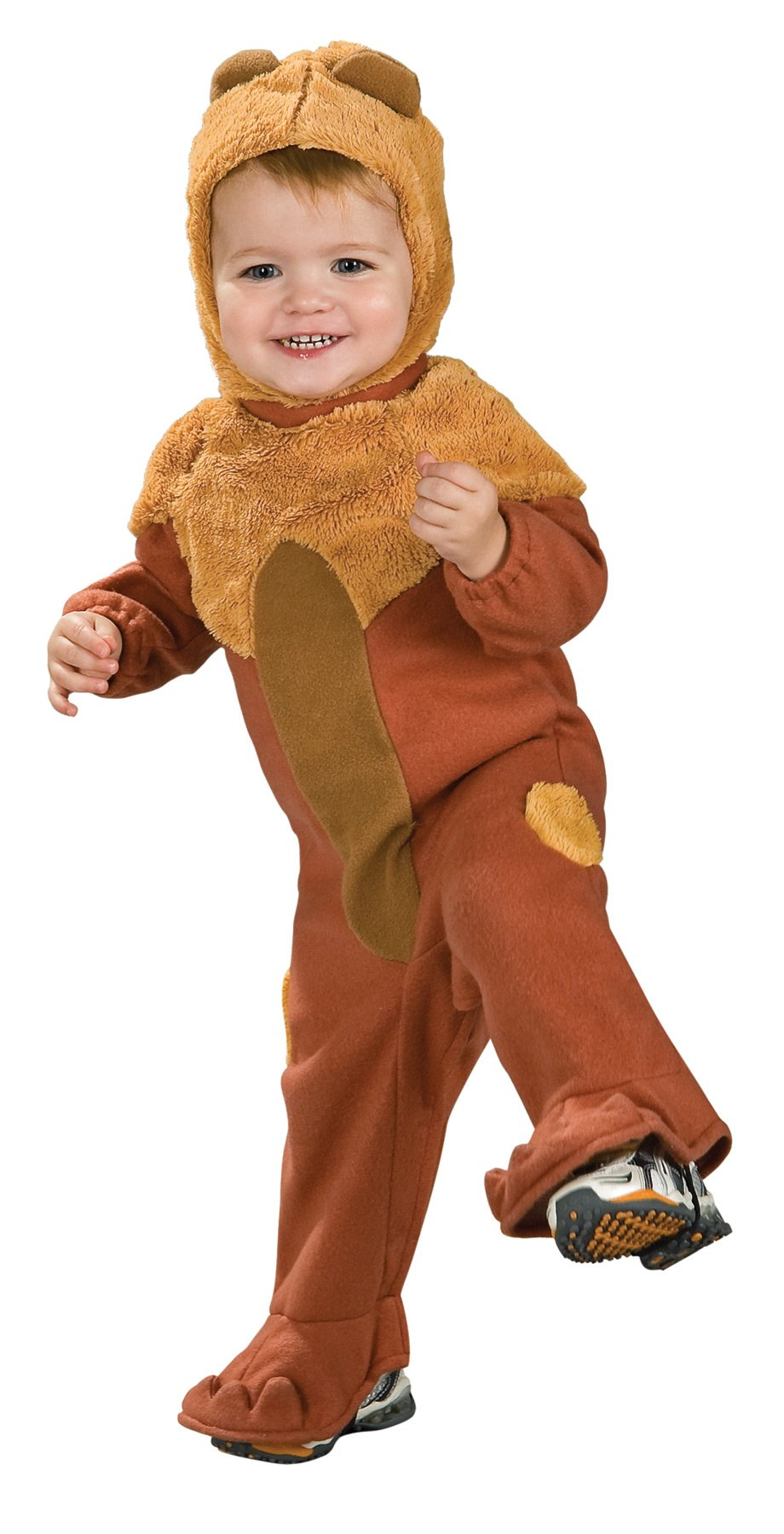 Cowardly Lion Costume Baby Costume 6-12 mnths