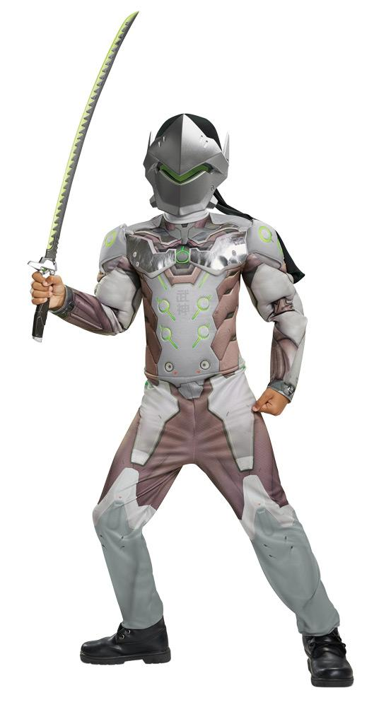 Genji Classic Muscle Boys Costume 14-16