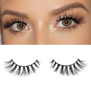 Seductive Real Mink False Lashes Black Natural Thick Long Full Reusable Fake Strip Eyelashes