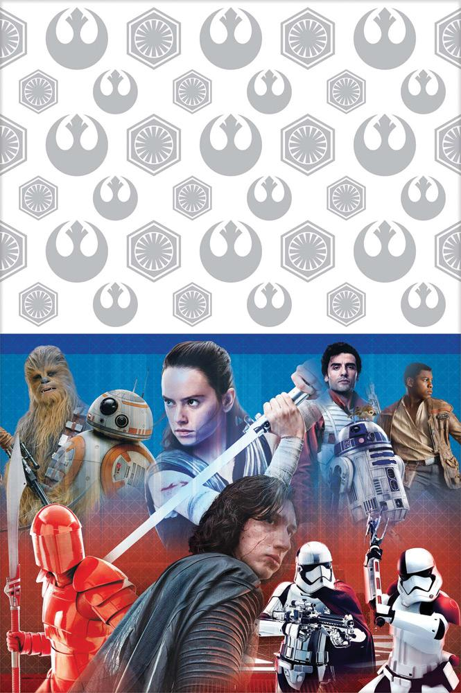 Star Wars E7 Party Table Cover