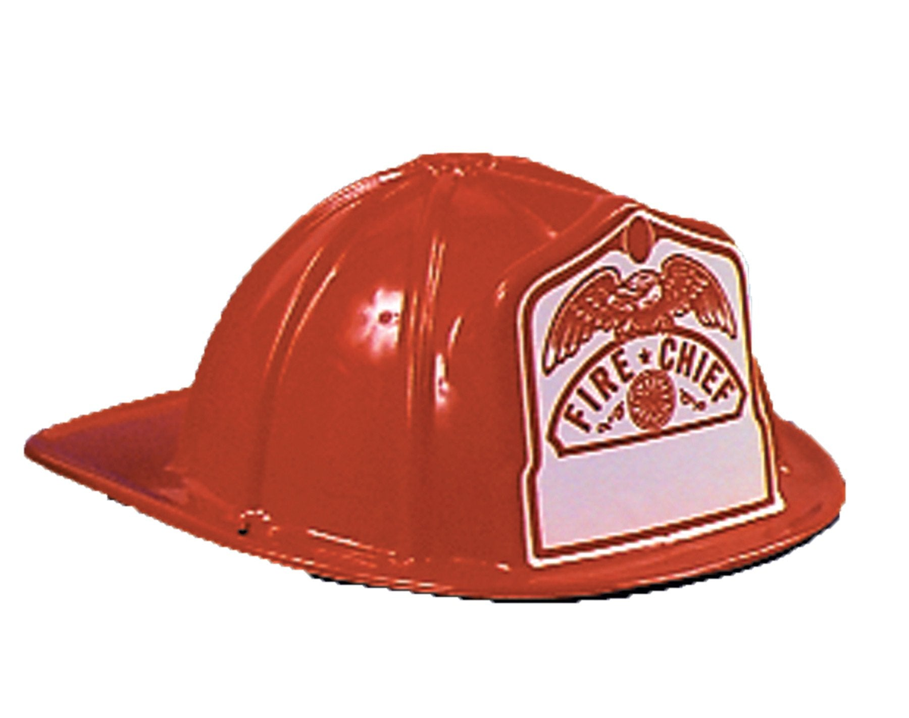 Fire Fighter Helmet Child Black