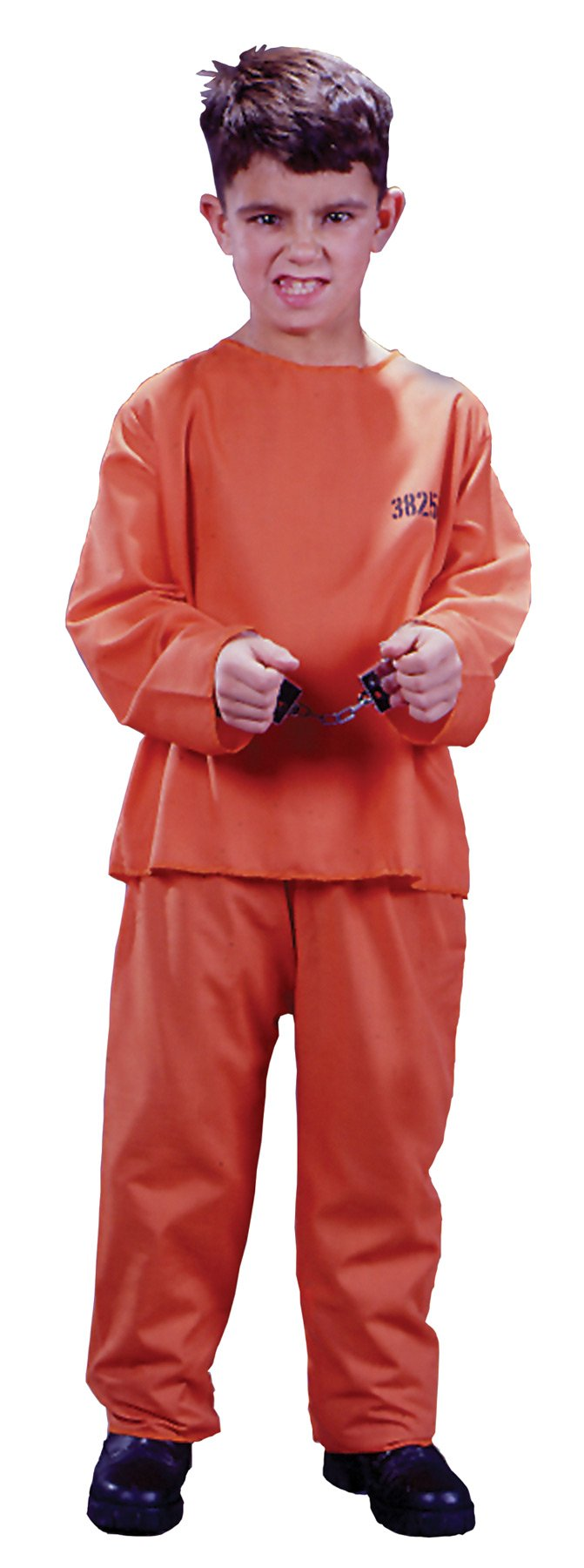 Got Busted Boys Costume Large