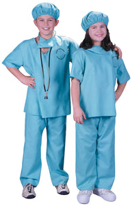 Doctor Boys Costume Sm