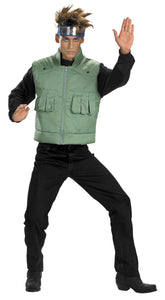 Kakashi Deluxe Boys Costume Jacket 10-12