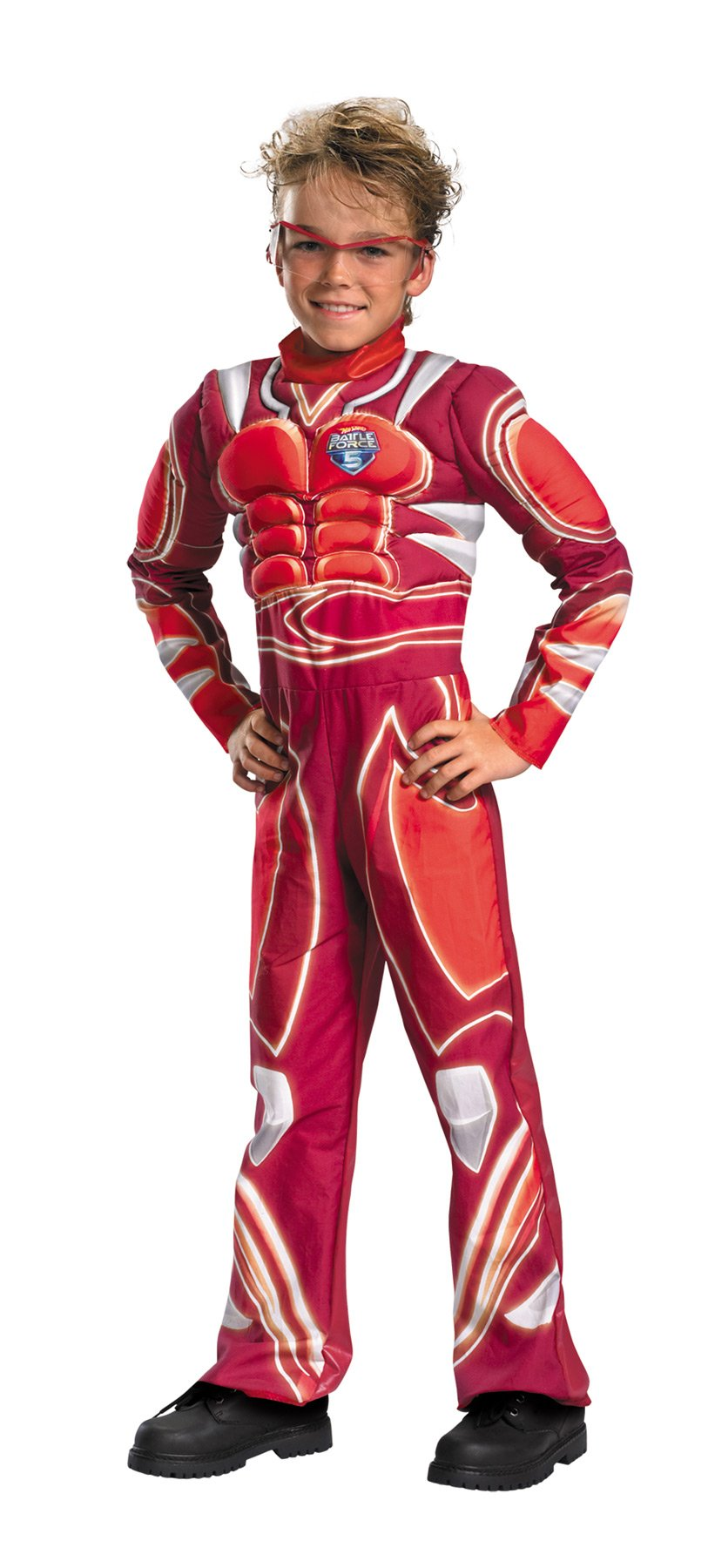 Hot Wheels Vert Wheeler Boys Costume Muscle 4-6
